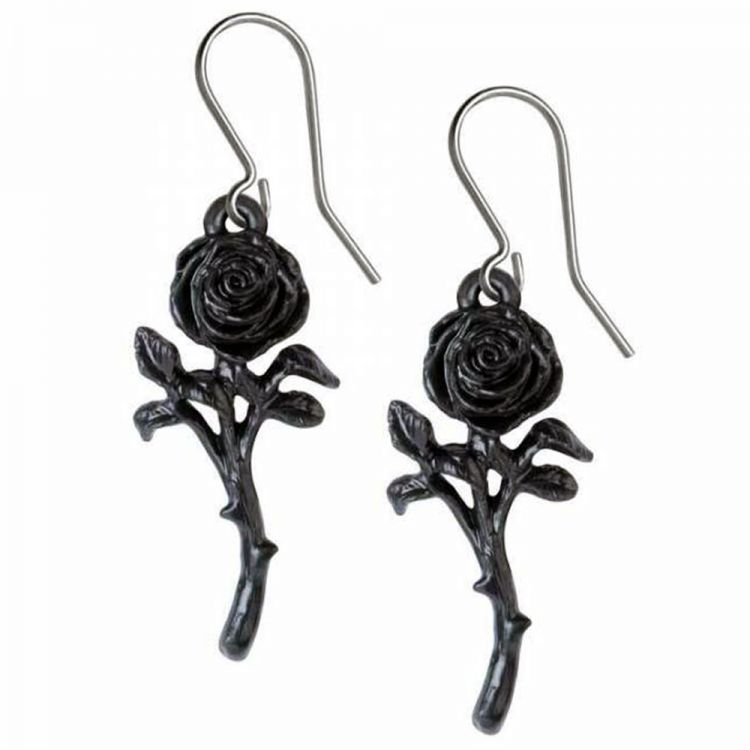 The Romance of the Black Rose Droppers