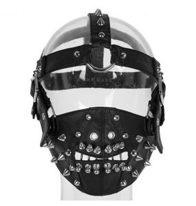 Black 'Mad Max' Face Mask