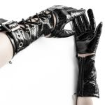 Gants Gothiques 'Toxica' pour Femmes
