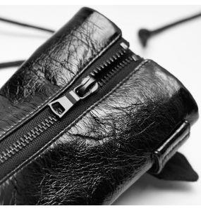 Women's Black 'Toxica' Gloves