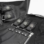 Black 'Haboolm' Long Jacket