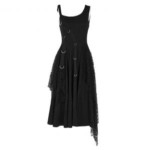 Black 'Misanthrope' Dress
