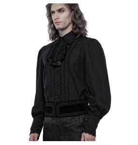 Ceinture pour Hommes 'Hamlet' Noire