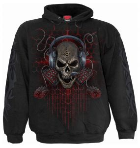 Black 'PC Gamer' Kids Hoody