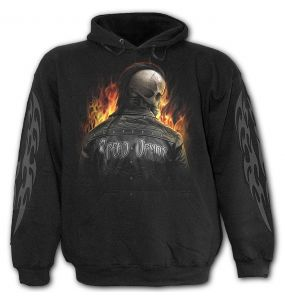 Black 'Speed Demon' Kids Hoody