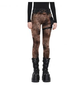 Leggings 'Terror' Camel
