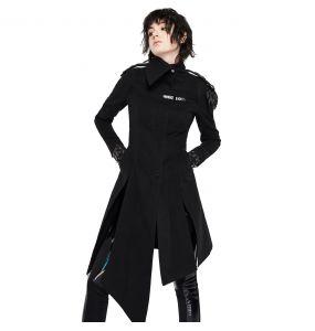Black 'Murderdoll' Coat
