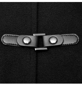 Manteau 'Murderdoll' Noir