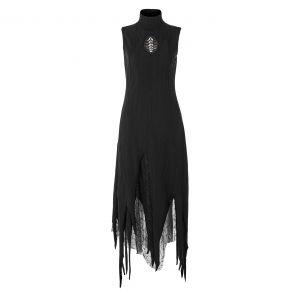 Black 'Dead Can Dance' Dress