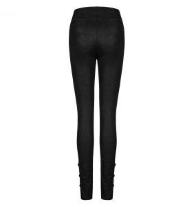 Black 'Nocturna' Pants