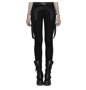 Pantalon 'Orion' Noir