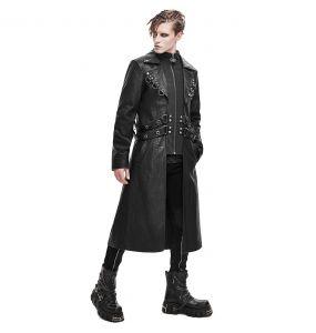 Black 'Melmoth' Coat