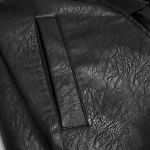 Manteau 'Melmoth' Noir