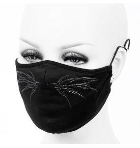 Masque 'Black Butterfly' Noir