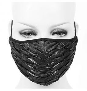 Masque 'Alien' Noir