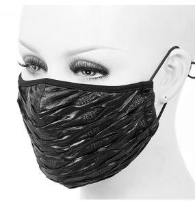 Black 'Alien' Face Mask