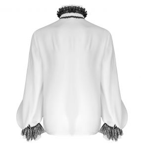 Chemise 'McArthy' Blanche