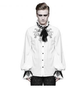 White 'McArthy' Shirt