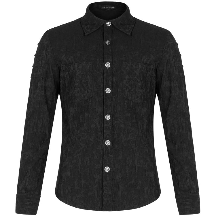 Black 'Morpheus' Shirt