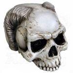 Crâne 'Angel of Hades' en Résine