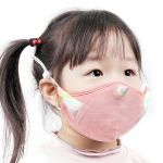 Pink 'Unicorn' Face Mask for Kids