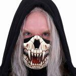 Black 'Rock Jaw' Face Mask
