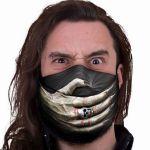 Masque 'Speechless' Noir
