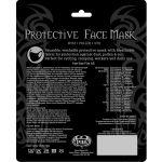Masque 'Tribal Mask' Noir
