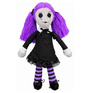 Viola, 'The Goth Rag Doll'