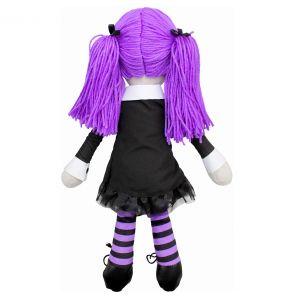 Viola, 'The Goth Rag Doll'