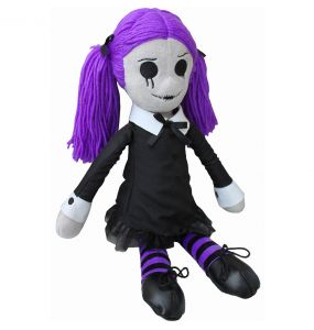 Viola, The Goth Rag Doll