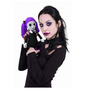 Viola, The Goth Rag Doll