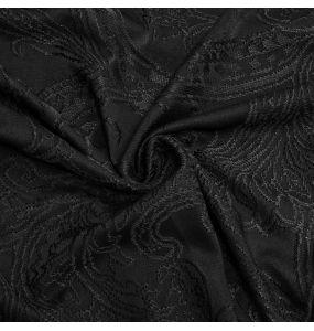 Black 'Furiosa' Long Sleeves Top