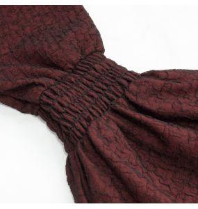 Red 'Furiosa' Long Sleeves Top
