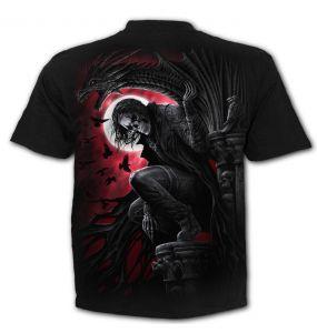 Black 'Night Stalker' T-Shirt