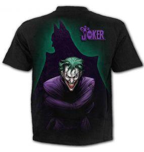 Black 'Joker - Freak' T-Shirt
