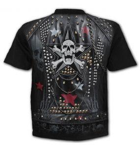 Black 'Goth Metal' T-Shirt