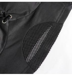 Black 'Nimue' Bikini Top