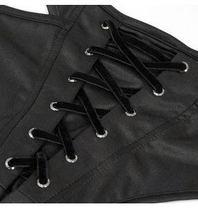 Black 'Nimue' Bikini Bottom