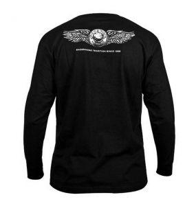 Black New Rock Sweater