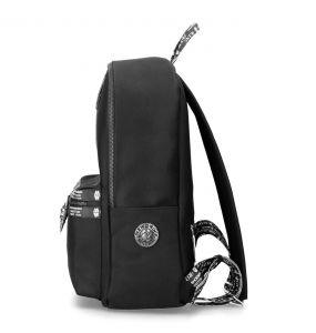 Black 'Undersea' Waterproof Backbag