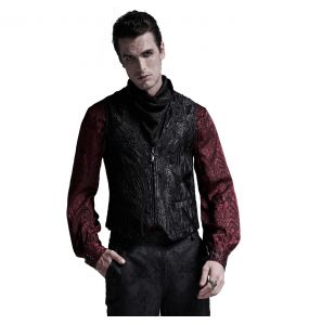 Black 'Vampire Touch' Bandana