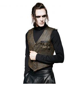 Black 'Vampyria' Brooch