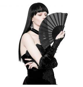 Black 'Fairy' Gothic Lolita Purse