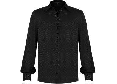 Black 'Nephilim' Shirt
