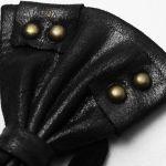 Noeud Papillon 'Hades' Noir
