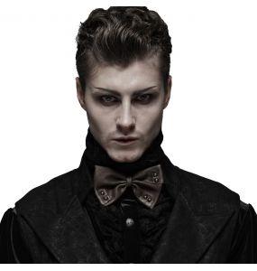 Brown 'Hades' Bow Tie