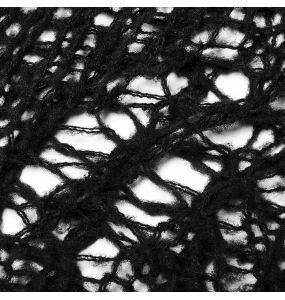 Pull en Mailles 'Black Plague' Noir