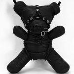 Black Gothic Dark Taboo Bear