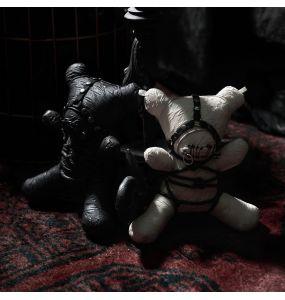 Gothic Dark Taboo Bear Noir